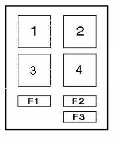 реле в альфа ромео 155 схема