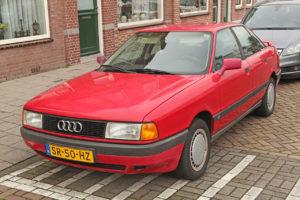 Audi - 80 - авто