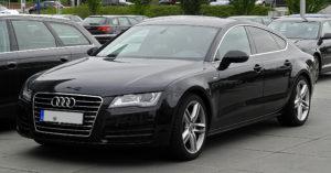 Audi A7 auto