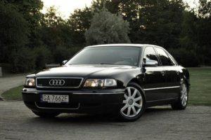 Audi - A8 д2 фото