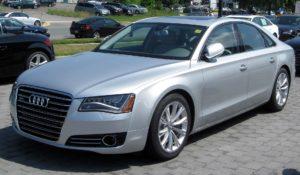 Audi - A8 фото