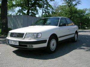 Audi c4 a6