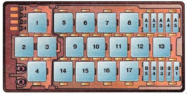 Дополнительная плата реле А6 С4
