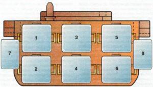 Дополнительный монтажный блок С4