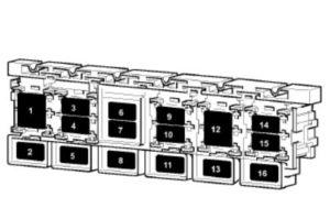 схема предохранители а8 д2