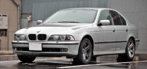 BMW E39 фото