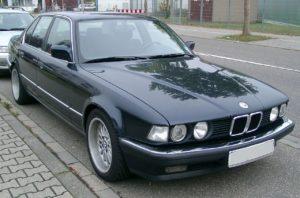 BMW E32 фото