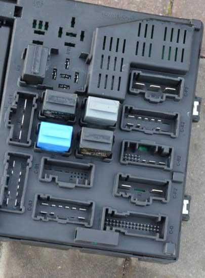 фото блока обратная сторона