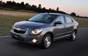 Chevrolet Cobalt фото