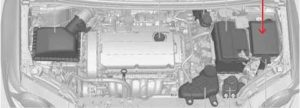 blok pod kapotom t300 300x108 - Шевроле авео т300 подкапотное пространство