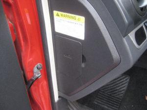 фото защитной крышки блока с предохранителями авео