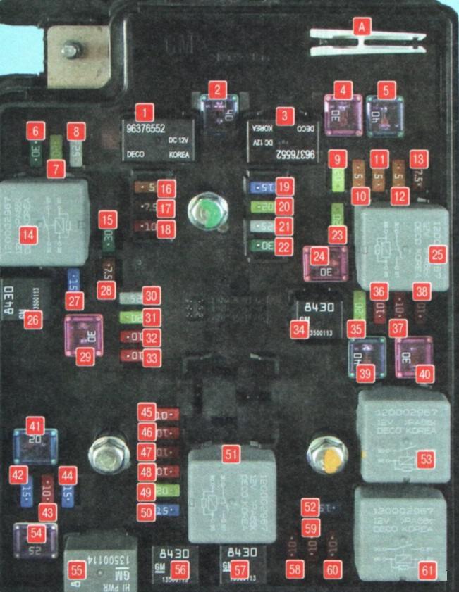 схема блока т300