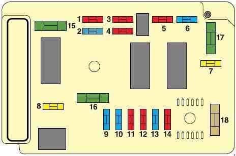 Общая схема с5 вариант 2