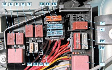 Фотосхема под капотом рено логан 1