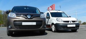 Renault Kangоo 2 и 1 фото