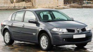 Renault Megane II фото
