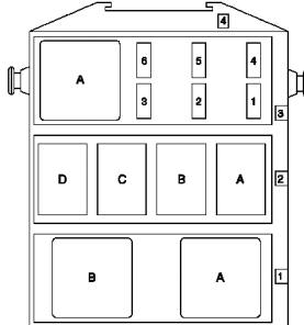 Схема в салоне 2