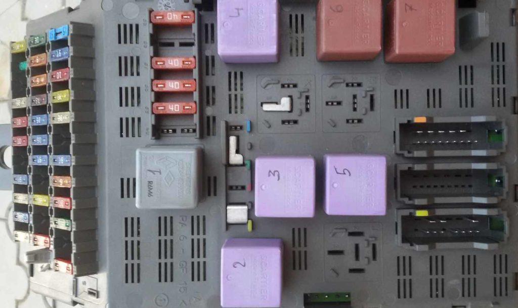 фото блока