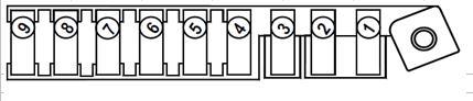 схема блока защиты цепи