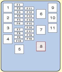 Схема блока з50
