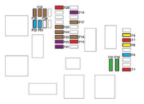 Схема для eco версии ситроен спейс турер