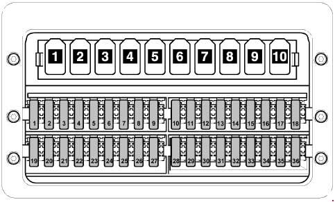 Схема блока D вариант 1
