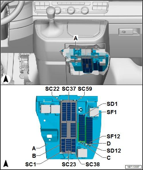 Схема блока Т6