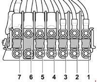Схема на АКБ