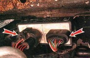 блок управления вентилятором