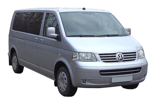 Предохранители и реле Volkswagen Caravelle (Multivan) T5 и T6 c описанием назначения