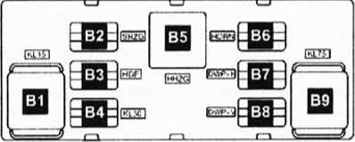 Passat b6 shemabloka