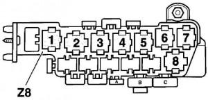 z8 - схема