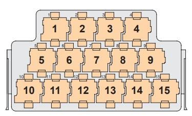 Схема реле поло 4