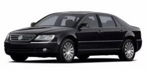 Volkswagen Phaeton заставка