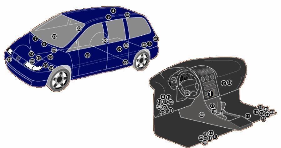 Volkswagen Sharan все блоки