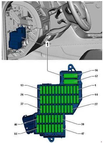 Схема блока слева 2