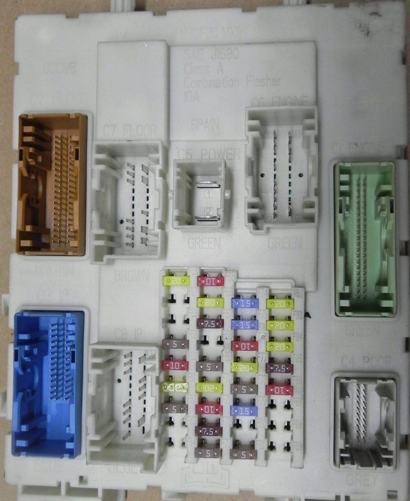 фото блока в салоне 4