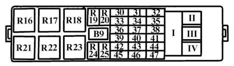 Схема скорпио 2 дополнительный блок