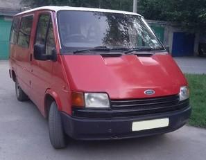Форд транзит 4