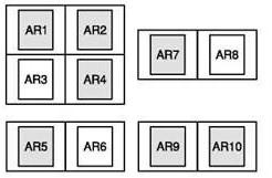 Схема дополнительного блока реле