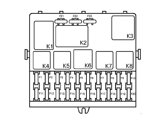 Схема блока Вариант 2