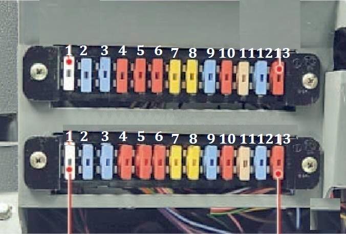 Схема блока нового образца 1