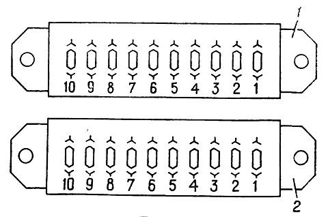 Схема блока предохранителей в салоне газ 3309