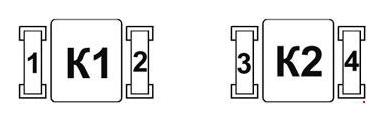 Схема дополнительного блока в салоне лада приора