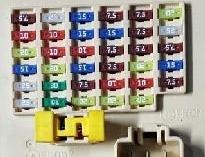 Киа оптима 3 блок в салоне вариант 1
