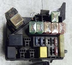 Блок под капотом - фото Вариант 1