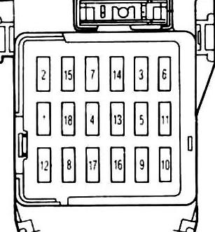 Схема блок