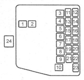 Схема блока Вариант 2 капелла