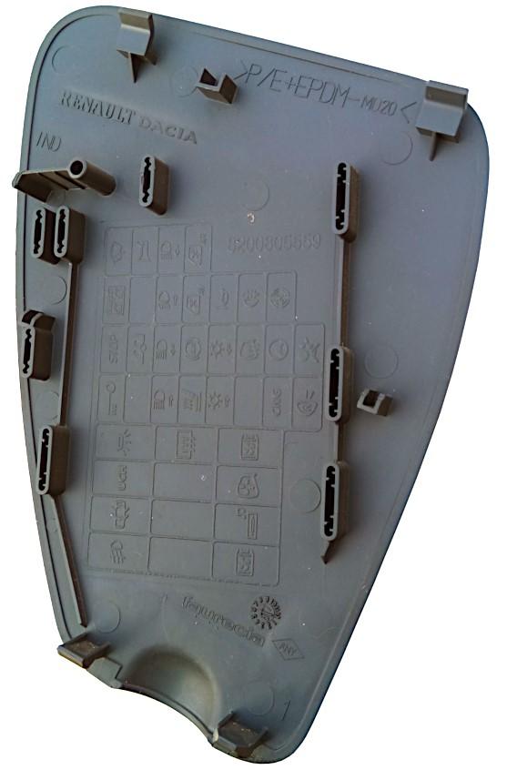 Схема с крышки