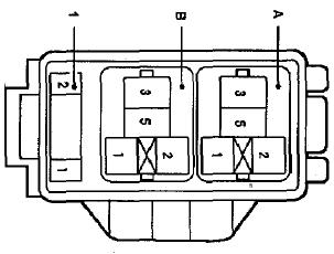 Дополнительный блок под капотом